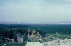 The valley of Jezreel in north central Israel where Armageddon will be fought